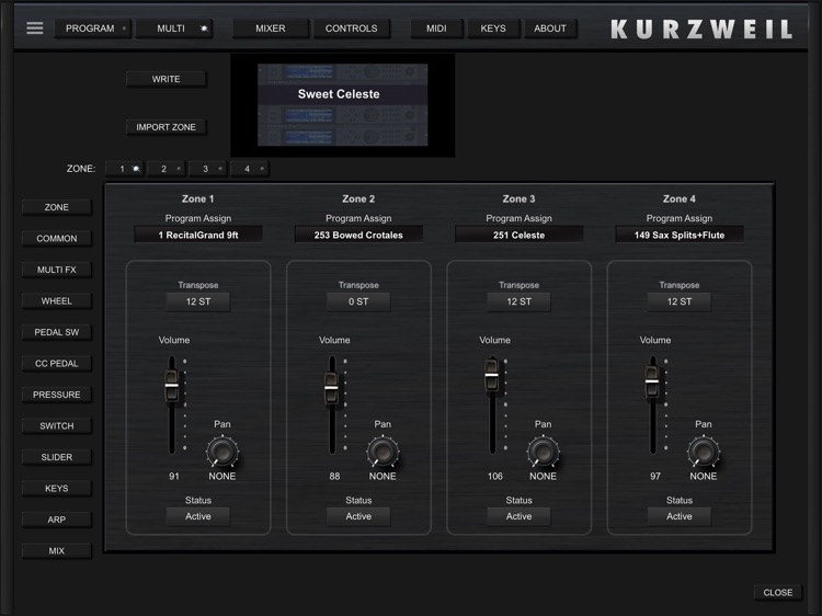 Forte Sound Editor screenshot-3