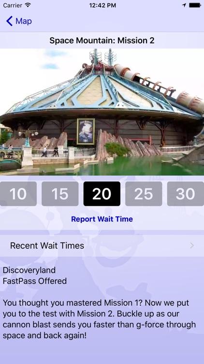 Maps for Disneyland Paris - Ad Free screenshot-3