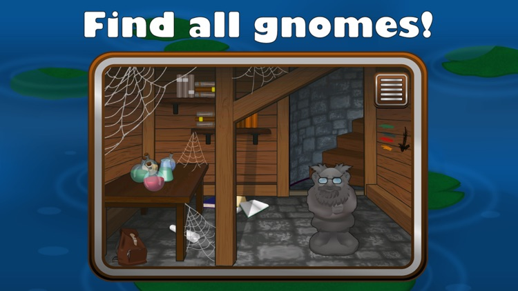 Finding Gnomes