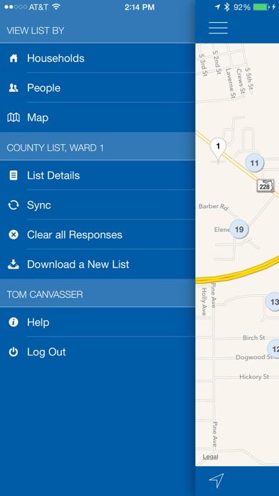 Minivan Touch review screenshots