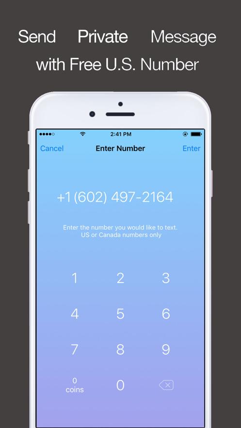 Second Text & US Phone Number】应用信息- iOS App基本信息