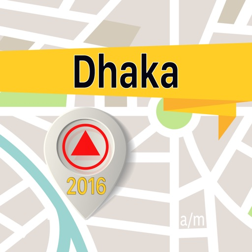 Dhaka Offline Map Navigator and Guide