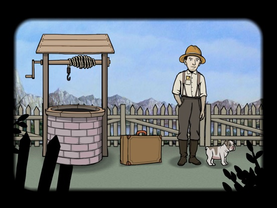Screenshot #1 for Rusty Lake: Roots