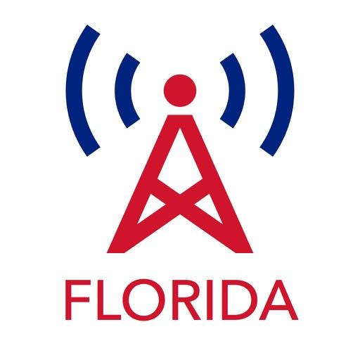 Radio Channel Florida FM Online Streaming iOS App
