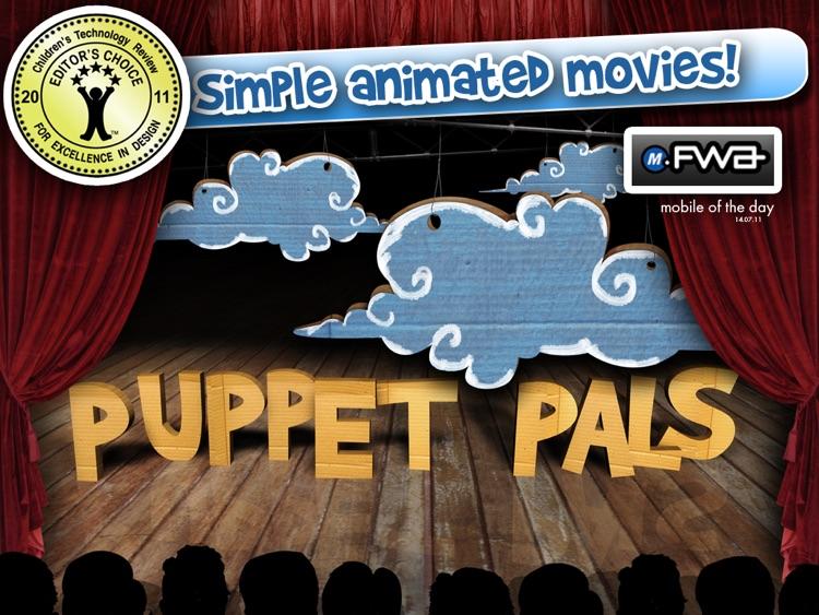 Puppet Pals HD screenshot-0