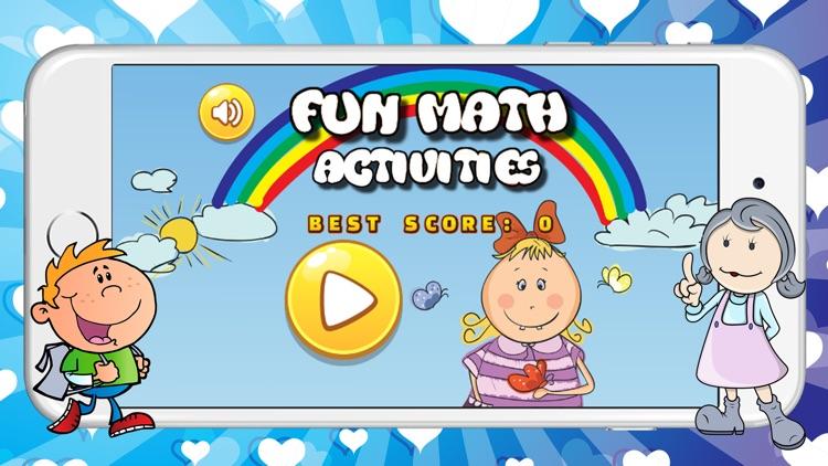 Fun Numbers Math Games Activities 1st 2nd Grade
