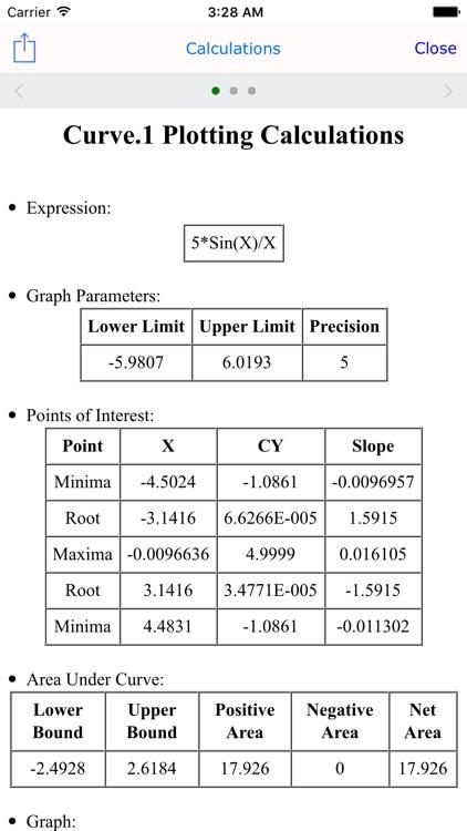 Multi Plot Graph Calculator screenshot-4