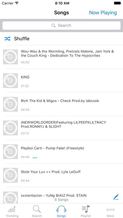 Free Music - Music Play.er and Songs Stream.er screenshot-3