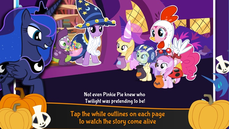 My Little Pony: Trick or Treat screenshot-1
