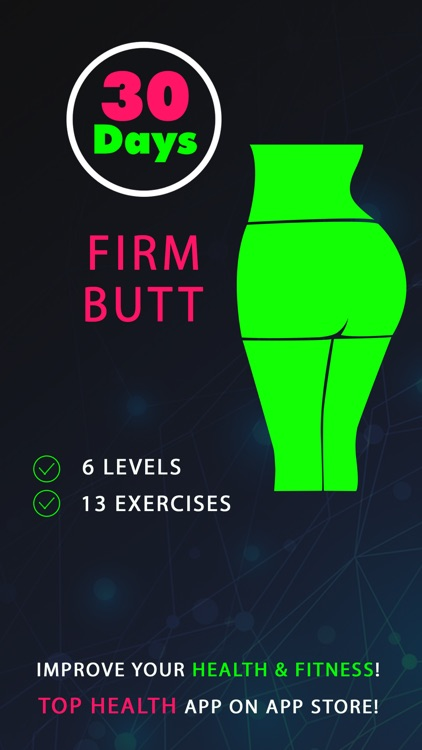 30 Day Firm Butt Fitness Challenges Pro screenshot-0