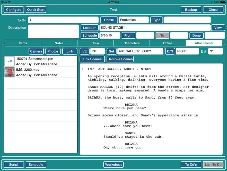 Department Head screenshot-4