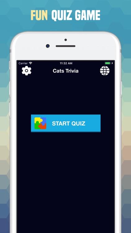 Cats Trivia - Cute Images Quiz screenshot-4