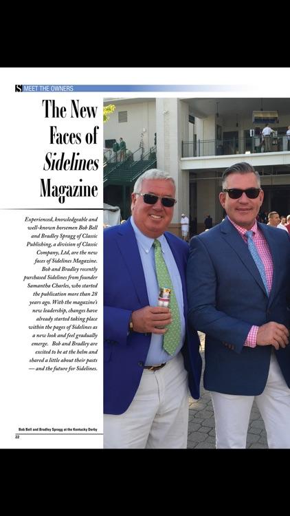 Sidelines News Magazine screenshot-3