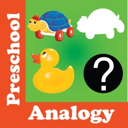 Preschool Picture Analogy for classrooms and home schools
