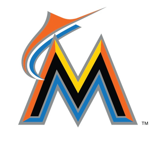 Miami Marlins 2016 MLB Sticker Pack