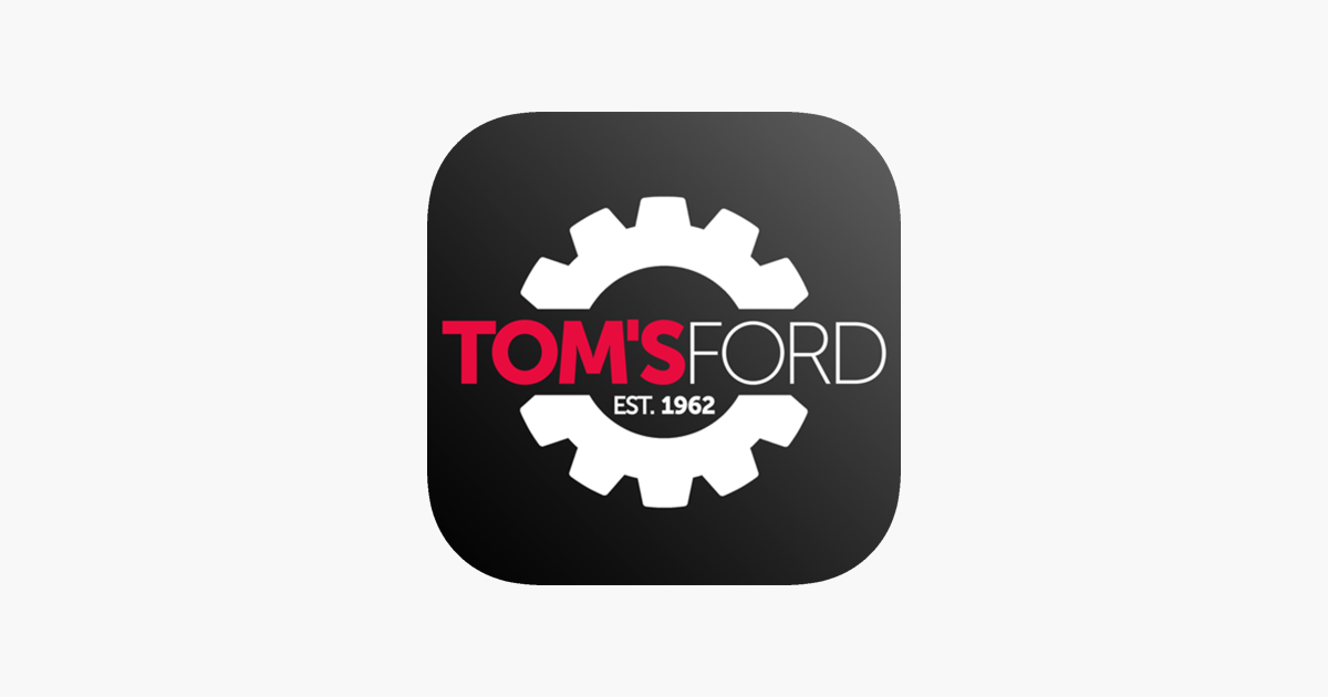 Toms Ford Dealerapp On The App Store
