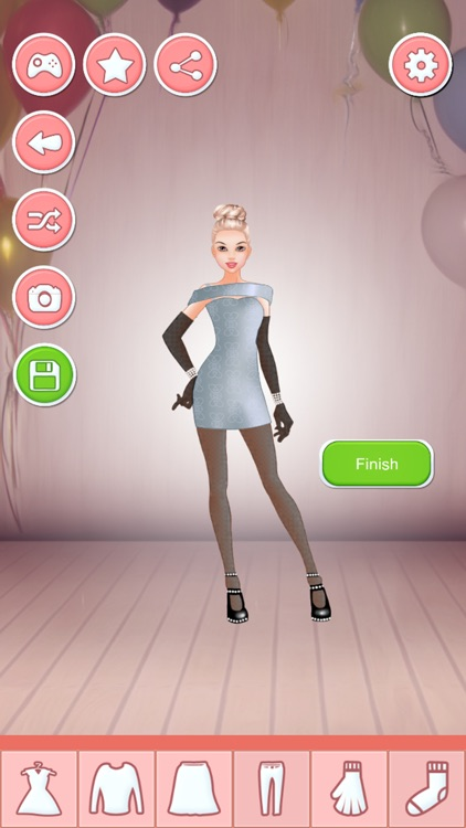 Prom Night Makeover Salon - Dress Up Games by Wizards Time LLC