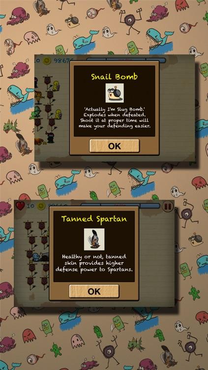 dooDlefense (Doodle Defense) screenshot-3