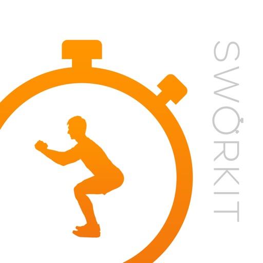 Lower Body Sworkit - Thigh, Hip, & Leg Workouts
