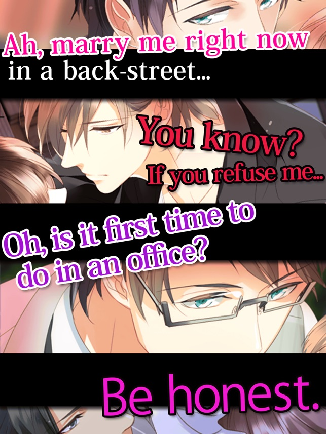 Anime dating sims for iphone