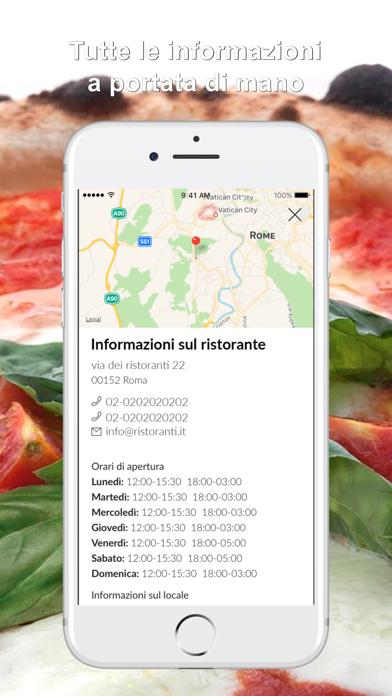 CONTE GRASSO PIZZA LAB screenshot two