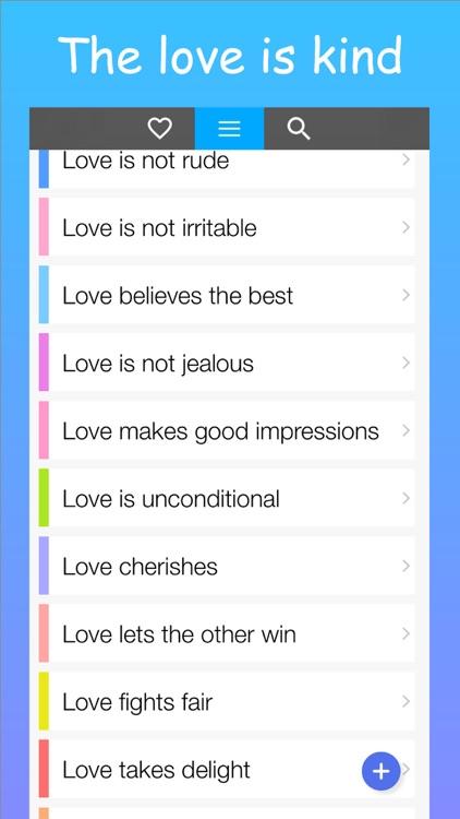 iLove: Love Dare Reminder