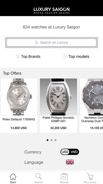 Luxury Saigon Watch & Jewelry Boutique