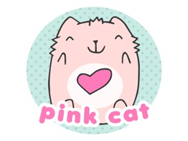 Pink Cat Pinku