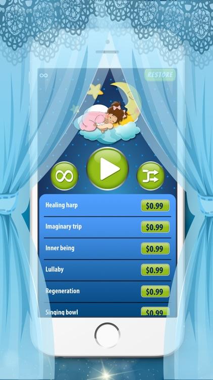 Lullaby Music for Babies – Baby Sleep Song.s App screenshot-3