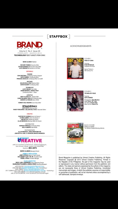 download Brand Magazine Philippines apps 1