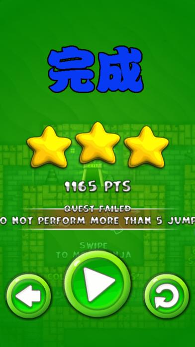 矿工忍者-好玩的宝石收集游戏 screenshot three