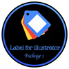Label Design for Adobe illustrator