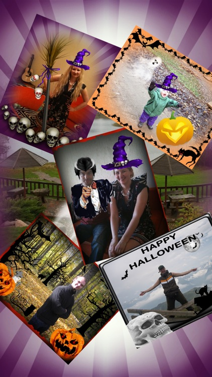 Halloween Photo Booth 2017