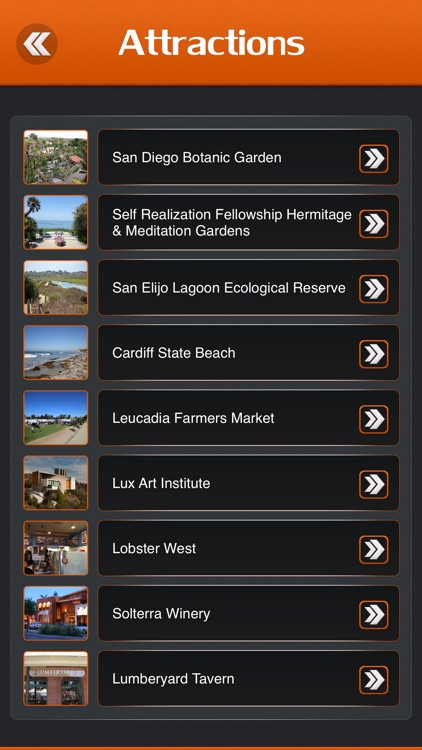 Encinitas Travel Guide screenshot-2
