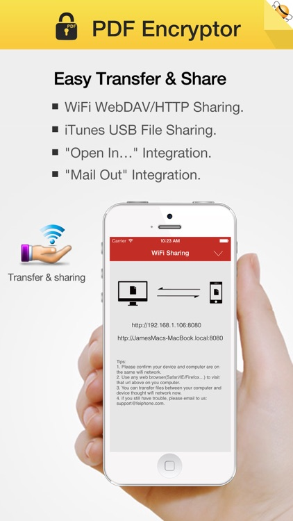 PDF Encryptor screenshot-4