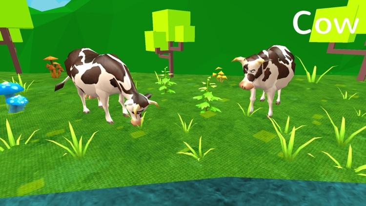 Learn Animal Sounds: 3D Zoo Jungle Safari For Kids