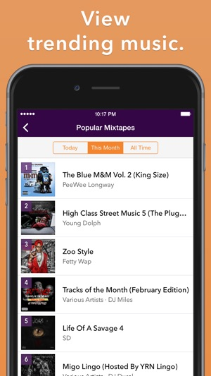 Audiomack Download Mixtapes on the App Store