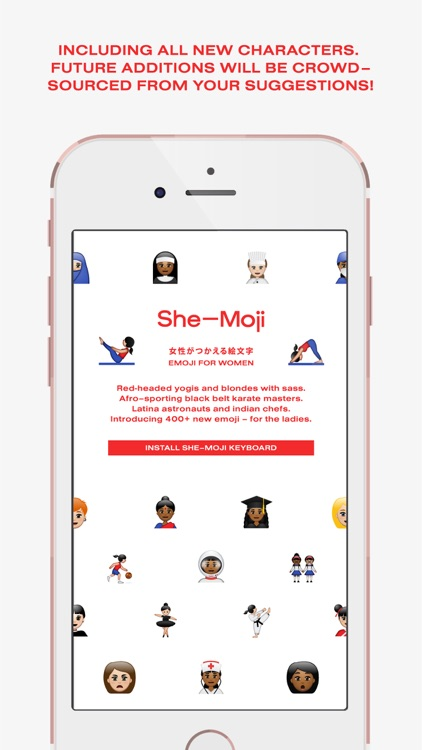 She–Moji screenshot-3