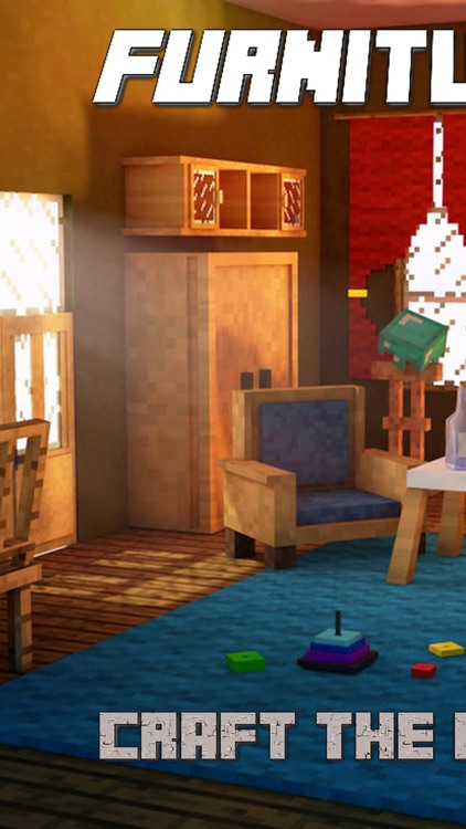 FURNITURE EDITION MODS GUIDE FOR MINECRAFT PC GAME app image