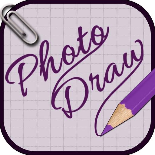 Draw on photos iOS App