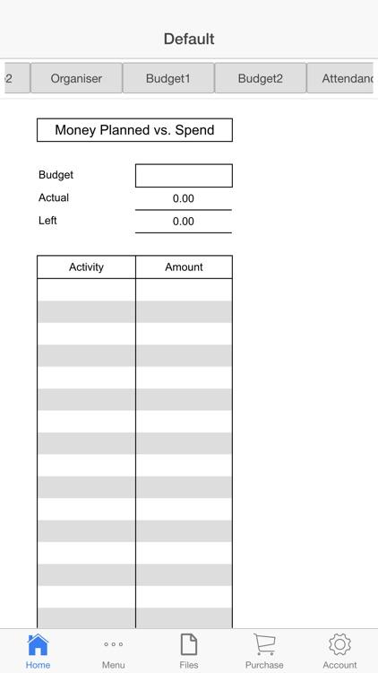 Project Log Book screenshot-4