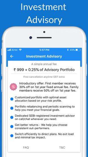 WealthTrust: Mutual Fund App on the App Store