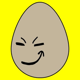 angry Egg sticker
