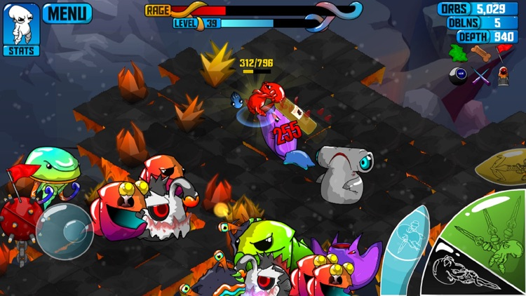 Quadropus Rampage screenshot-4