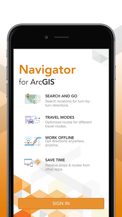 Navigator for ArcGIS