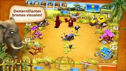 Farm Frenzy 3 Madagascar LiteCaptura de pantalla de2