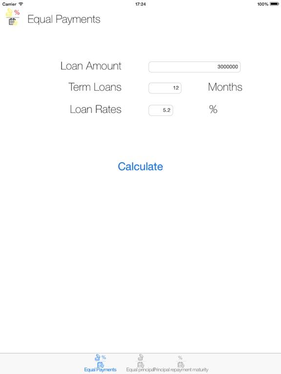 loan calculator installment app price drops