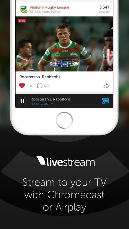 Livestream screenshot-3