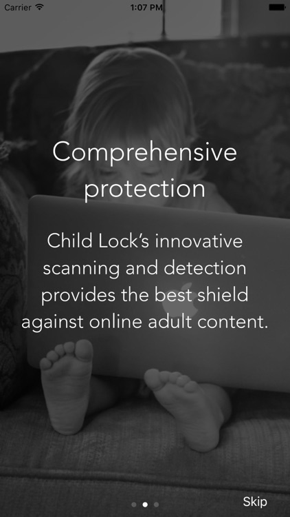Child Lock - block millions of adult websites & content