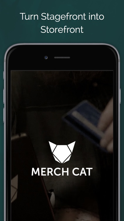 Merch Cat–Music Merch Manager